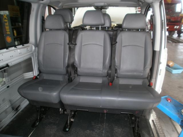 Καθίσματα Mercedes-Benz 6-2016